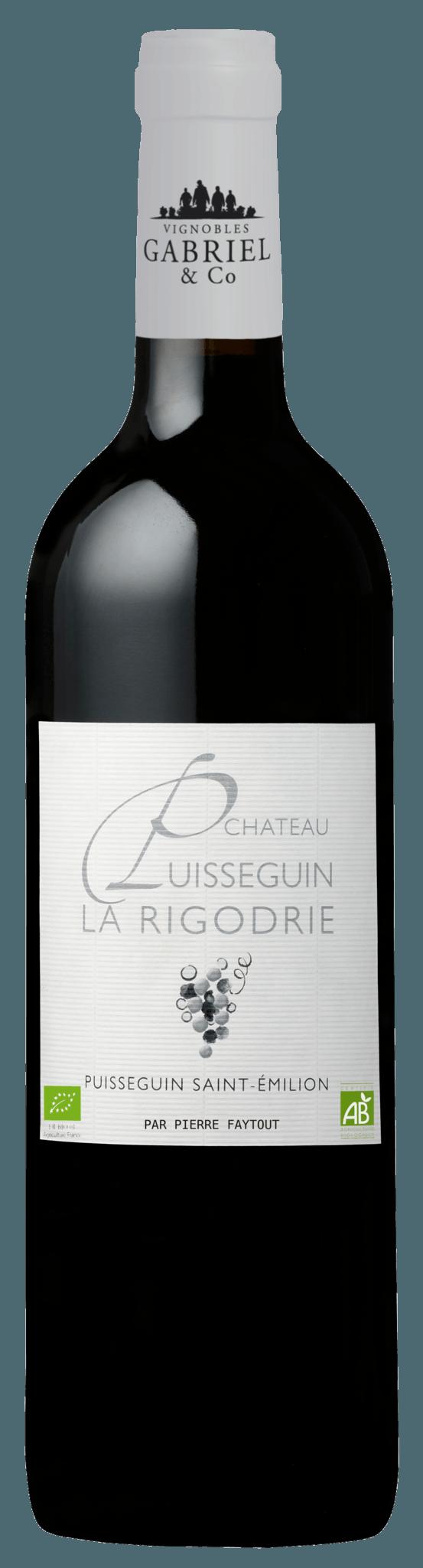 Château Puisseguin La Rigodrie