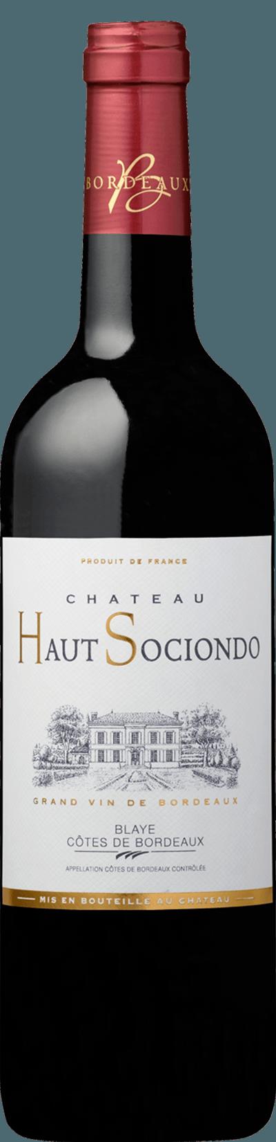 Château Haut Sociondo
