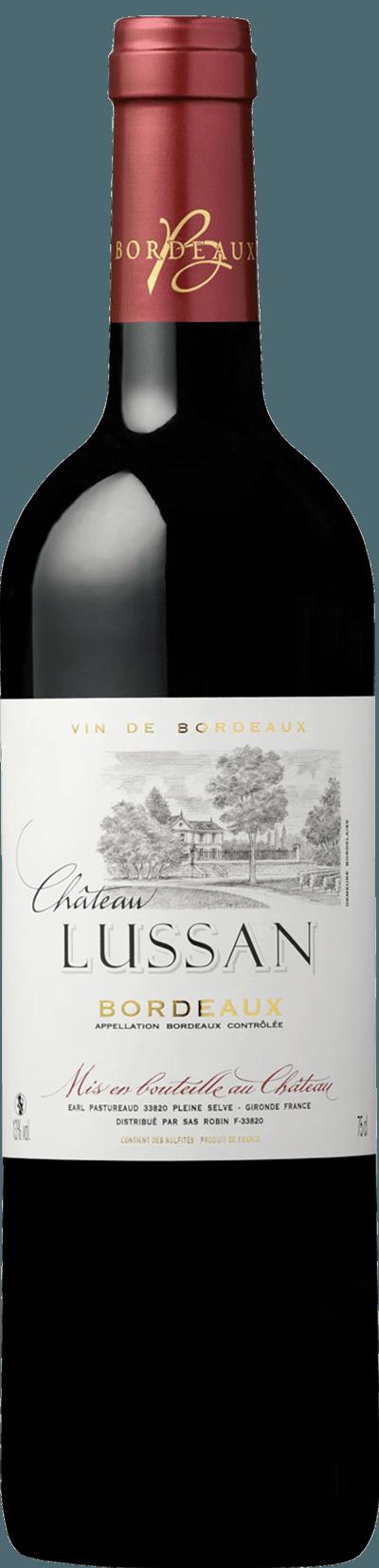 Château Lussan