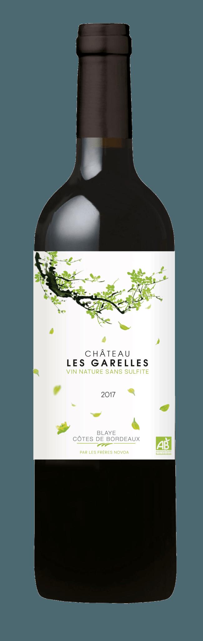 Château Les Garelles