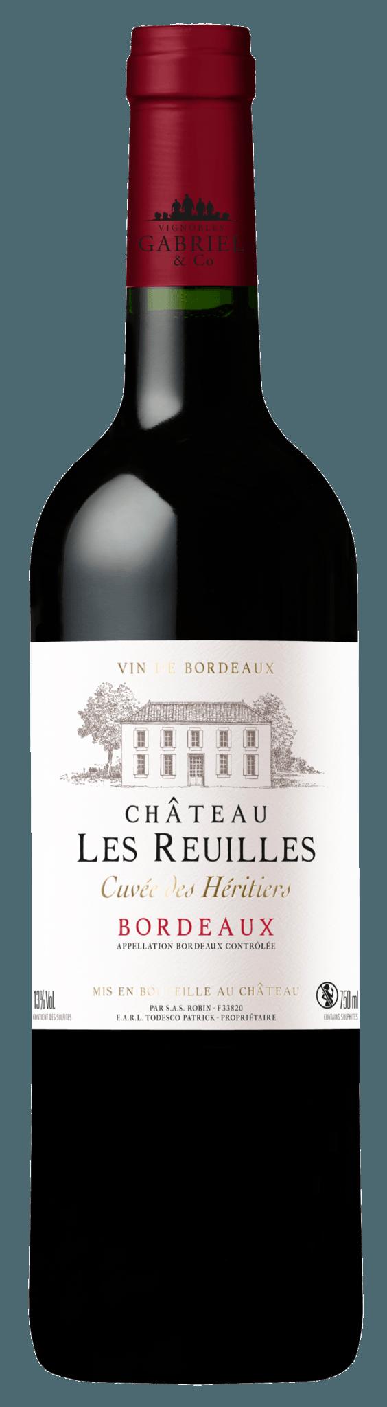 Château Les Reuilles
