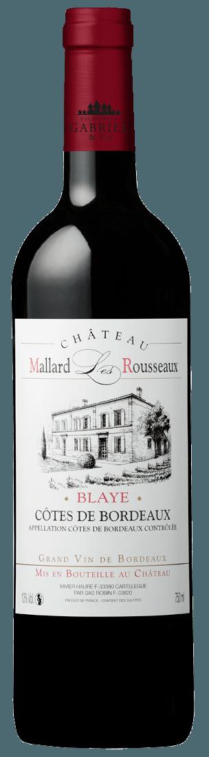 Château Mallard Les Rousseaux